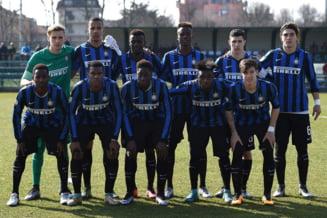 Fabulos! Un fotbalist roman, titular pentru Inter Milano in Serie A la 19 ani
