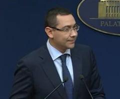 Face sau nu Ponta un pas in spate din politica? Iata ce planuri are pentru decembrie
