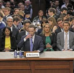 Facebook, la rascruce. Mark Zuckerberg a salvat situatia, purtand costum si cravata, dar democratia e inca amenintata