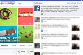 Facebook a schimbat termenii si conditiile de utilizare. Nou ghid pentru utilizatori (Video)
