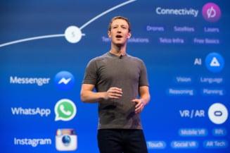 Facebook isi extinde in afara SUA programul care ii detecteaza pe cei care vor sa se sinucida