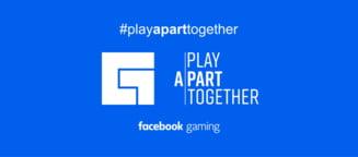 Facebook lanseaza o aplicatie pentru streaming-ul de jocuri
