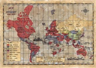 Facebook sau Google: cine domina lumea?