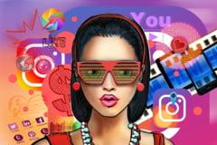 """Facebook si-a lansat propriul """"Tik Tok"""". Aplicatia a fost utilizata imediat de mai multe celebritati"""