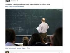 Facebook stiri false