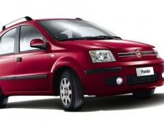 Facelift usor pentru Fiat Panda in 2010