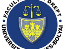 Facultatea de Drept a UBB critica OUG 7: Rezolva conflicte personale ale unor conducatori vremelnici