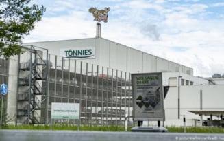 Fagarasenii angajati la abatorul Tonnies din Germania raman in carantina pana la 7 iulie