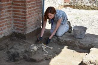 Faimoasele Bai Centrale din Pompeii au fost redeschise. Inca o poveste trista iese la iveala