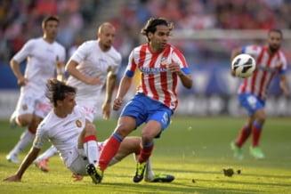 Falcao si Carvalho, in negocieri la Monaco. Valdes lipseste