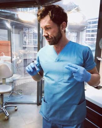 Falsul chirurg italian ramane in arest. Avocat: Nu e un pericol. El nu merge sa opereze prin metrou