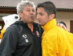 Familia Lucescu, omagiata de UEFA