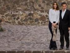 Familia Sarkozy petrece Craciunul in Maroc