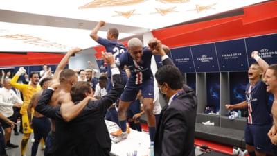 Fan zone-urile vor fi interzise la Paris, in ziua finalei Champions League