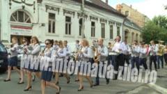 Fanfare din trei tari au concertat in municipiul Satu Mare