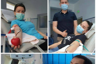 Fapte pentru a ajuta bolnavii   Bihorenii s-au mobilizat si au donat sange