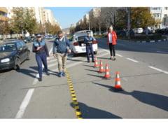 Fara alcool si droguri la volan. Actiune de prevenire desfasurata de politisti impreuna cu Crucea Rosie Salaj