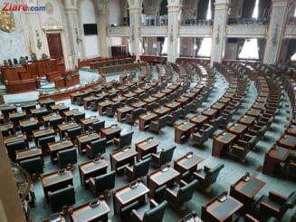 Fara condamnati penal la prezidentiale - Parlamentul incepe dezbaterea legii