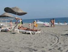 Fara constructii pe plaja pe durata sezonului estival