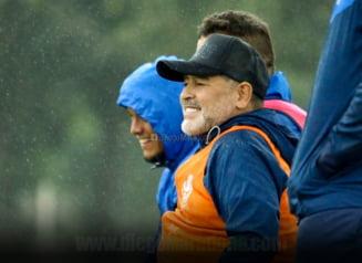 Fara cuvinte. Jurgen Klopp: Pentru mine, intalnirea cu Maradona a fost ca intalnirea cu Papa