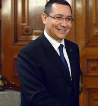 Fara invitati cu probleme penale la Cotroceni - Ponta: Mi-a zdrobit sufletul Iohannis