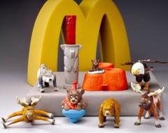 Fara jucarii gratuite in meniurile Happy Meal - afla unde