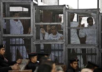 Fara scapare: 182 de condamnari la moarte in Egipt, reconfirmate