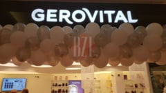 Farmec se extinde in regiunea Moldovei si deschide un magazin Gerovital in Iulius Mall Iasi