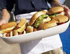 Fast-foodurile din SUA, cu caloriile la vedere