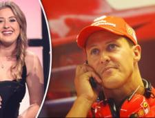 Fata lui Michael Schumacher a vrut sa dea lovitura in sport! Cu ce premiu s-a ales