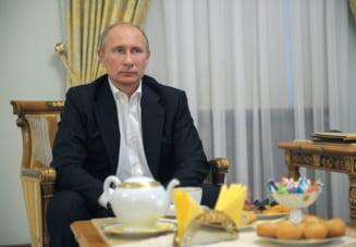 Fata nestiuta a lui Vladimir Putin: Un spion lenes, betiv, paranoic si prea imatur pentru Occident