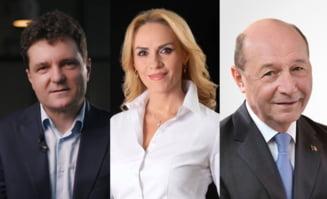 Favoritii caselor de pariuri la primariile din Capitala: Nicusor Dan are cele mai mari sanse de castig, urmat de Firea si Basescu