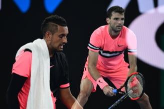 Favoritul fanilor de la Australian Open, eliminat de bulgarul Dimitrov dupa un meci dramatic
