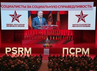 Favoritul la presedintia Moldovei va renunta la acordul cu UE si va face tara o federatie