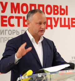 Favoritul la presedintia R.Moldova, suspect de plagiat in teza de doctorat