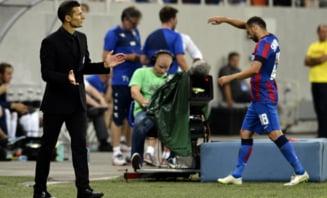 Favoritul lui Becali a provocat un scandal de proportii la Steaua: Cum isi permite?