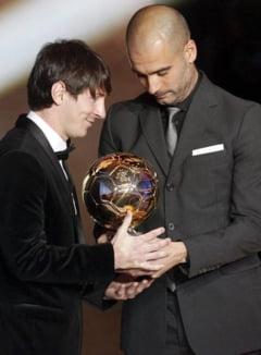 Favoritul lui Guardiola pentru Balonul de Aur