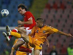 Favoritul lui Razvan Lucescu va absenta de la meciurile cu Serbia si Feroe