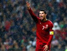 Faza de senzatie incheiata cu golul lui Cristiano Ronaldo (Video)