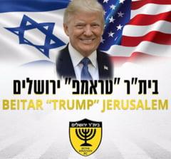 Faza zilei: Un club din Israel anunta ca isi schimba numele in Trump