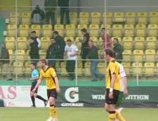 Faza zilei in Liga 1: Ce au facut fanii Chiajnei la meciul cu FC Brasov