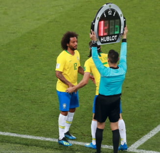 Faza zilei la Cupa Mondiala 2018: Fotbalist de baza al Braziliei, accidentat de... saltea!