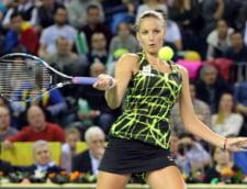 Fed Cup: Infrangeri surprinzatoare pentru doua mari tenismene