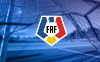 Federatia Romana de Fotbal anunta o schimbare importanta