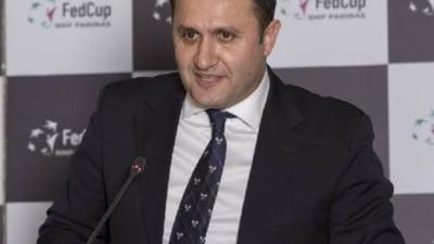 Federatia Romana de Tenis si-a ales presedintele  8315b557af05a