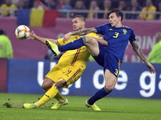 Federatia Suedeza de Fotbal, furioasa dupa decizia UEFA in cazul meciului dintre Romania si Suedia