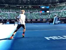Federer, ca in anii de glorie: A invins categoric un mare favorit si s-a calificat in optimi la Australian Open