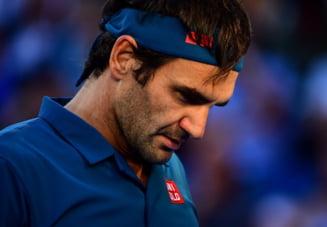 Federer, despre eliminarea neasteptata suferita la Australian Open