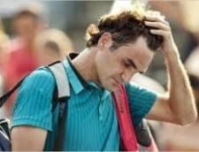 Federer, eliminat la Hamburg de un tanar argentinian