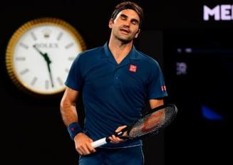 Federer, in cadere libera in clasamentul ATP dupa eliminarea de la Australian Open
